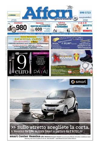 Giornale Affari 12 Novembre 2010 by Editoriale Affari Srl - issuu c177b7d873e