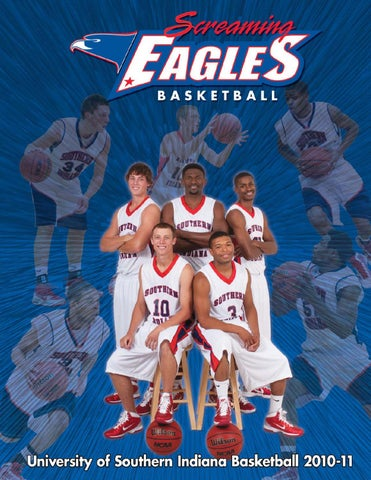 size 40 63839 47511 2010 USI Screaming Eagles Men s Basketball Media Guide by University ...