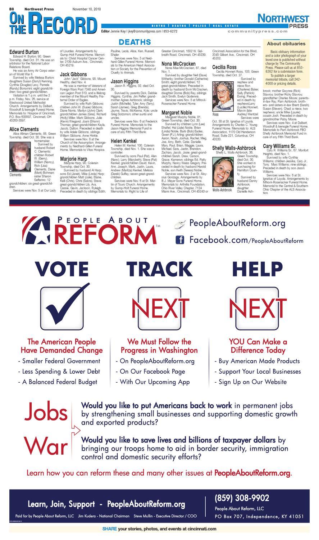 northwest-press-111010 by Enquirer Media - issuu