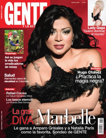 0a18d6d0a02b Marbelle by Revista Gente Colombia - issuu