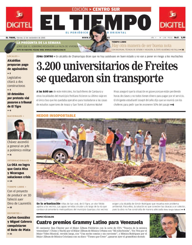 http   media.eltiempo.com.ve EL TIEMPO VE web 25 diario docs 0646414001289535616  by Carlos Reyes - issuu ea8cc8f3036