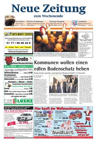 d7222181f95e79 Neue Zeitung - Ausgabe Cloppenburg KW 45 by Gerhard Verlag GmbH - issuu