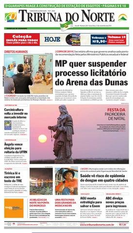 535e841f98c Tribuna do Norte - 12 11 2010 by Empresa Jornalística Tribuna do ...