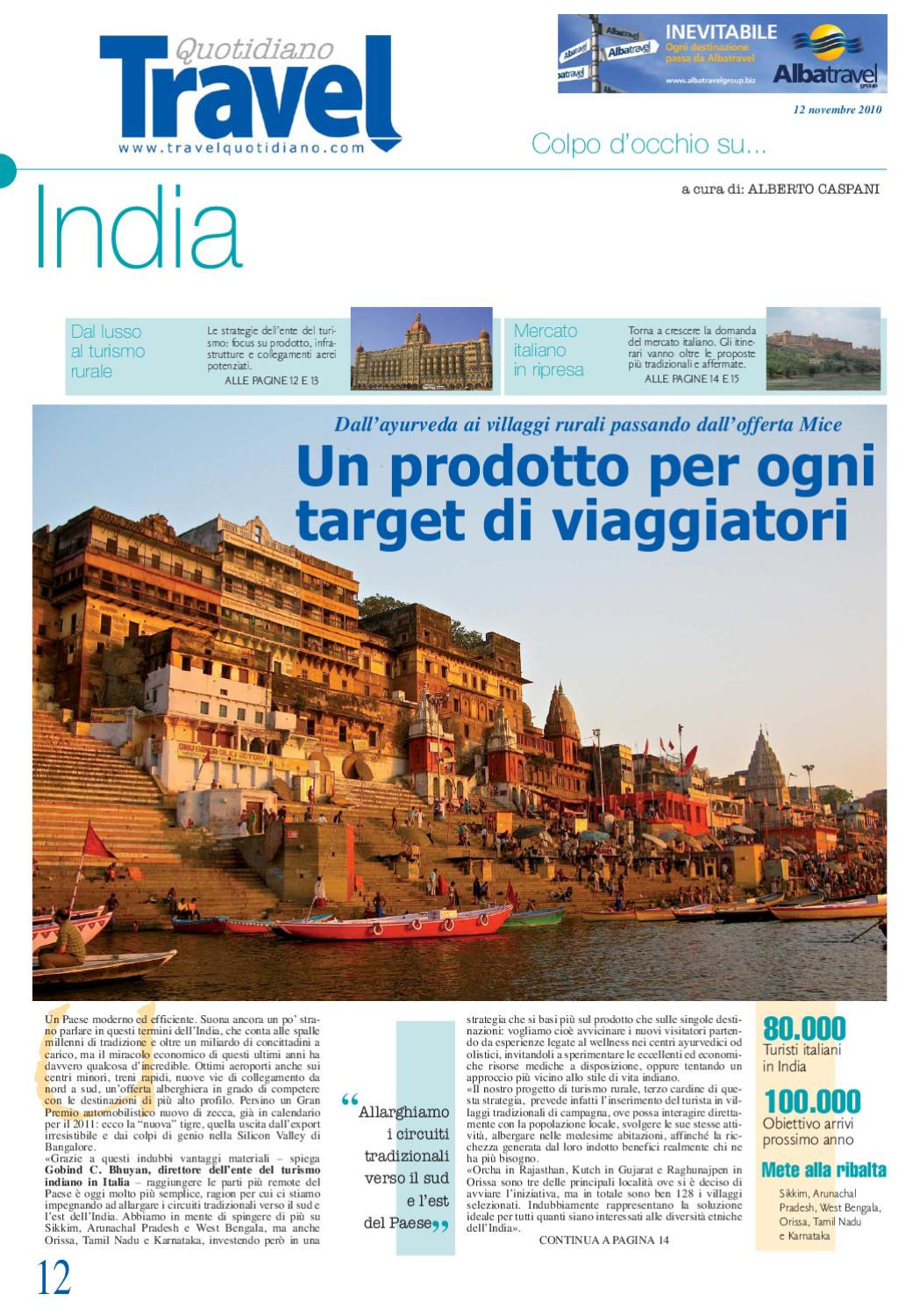Amitaba Calendario Viaggi.Colpo D Occhio Su India By Travelquotidiano Com Issuu