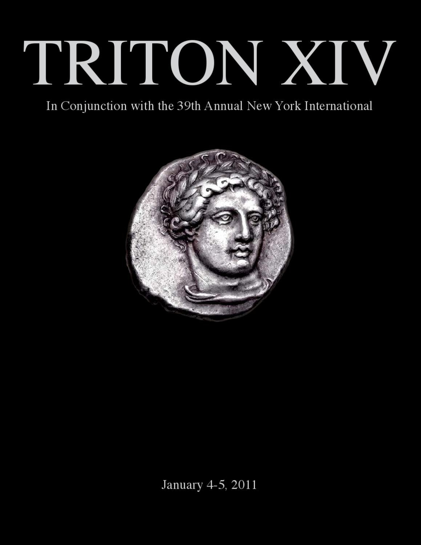 Cng Triton Xiv By Classical Numismatic Group Inc Issuu Jpgviews 654size 1503 Kbdescription Dan Baldwin Lipo Balancer