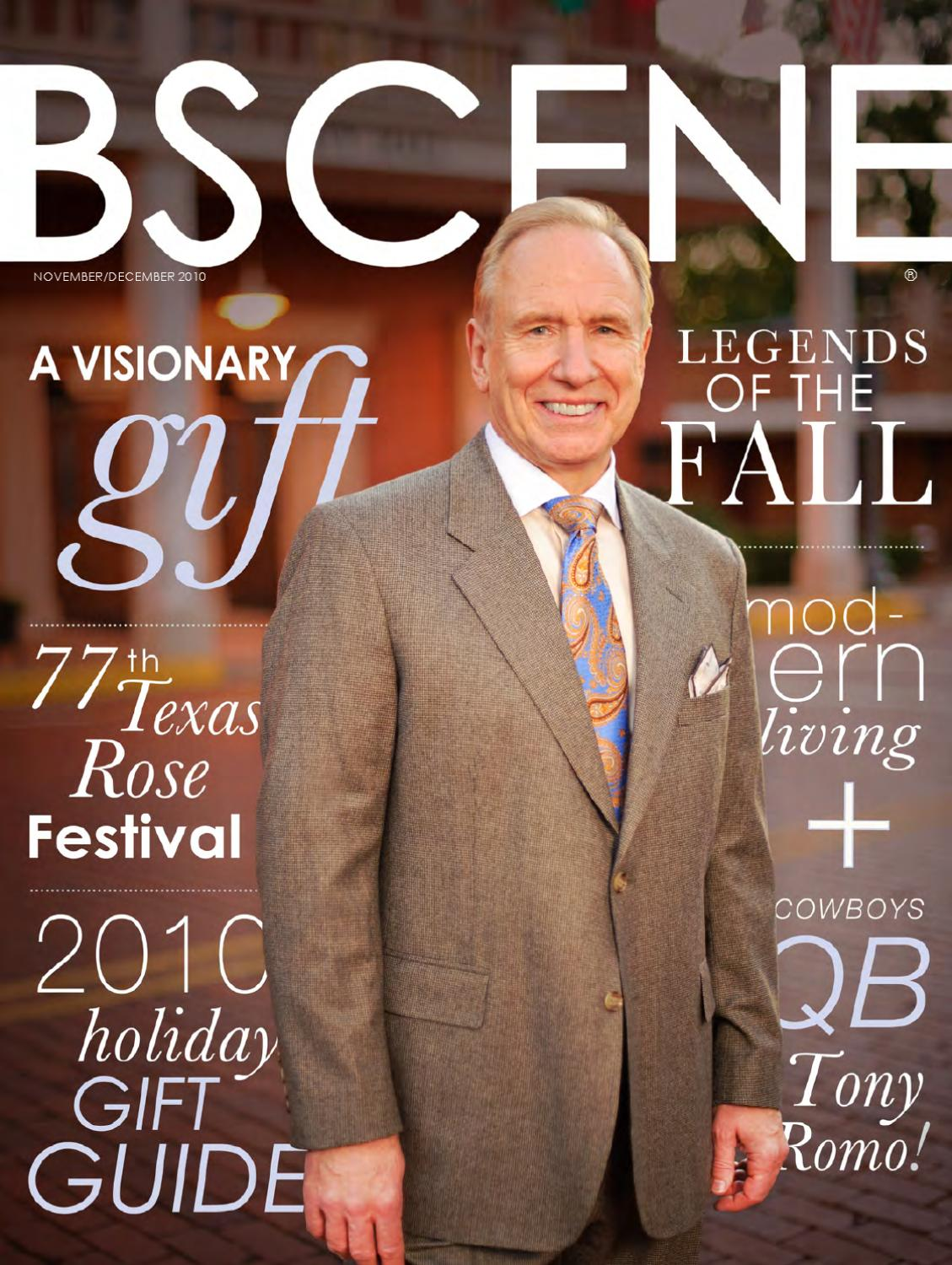 November/December 2010 By BSCENE Magazine   Issuu
