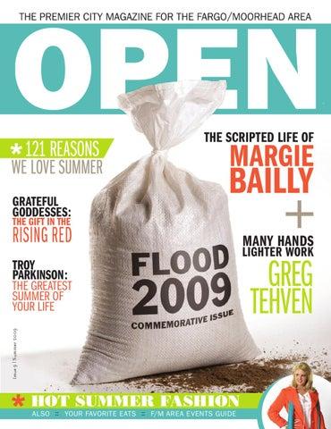 OPEN Magazine: Issue 9 // Summer 2009