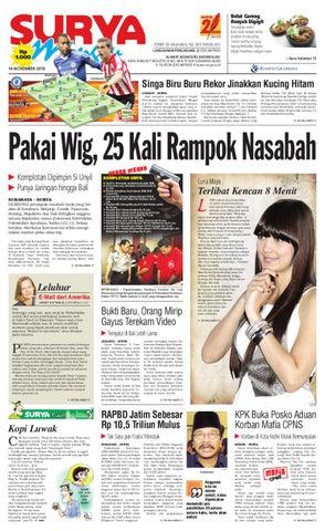 Surya Epaper Edisi 14 November 2010