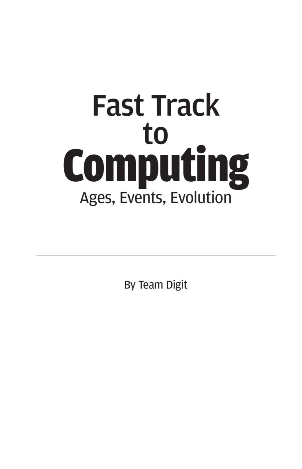 11 2007 Computing Ages Events Evolution By Ashrin Kumar Issuu Circuits 8085 Projects Blog Archive Optical Sensor Circuit