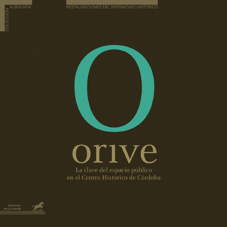 Orive: la clave del espacio público en el centro histórico de ...