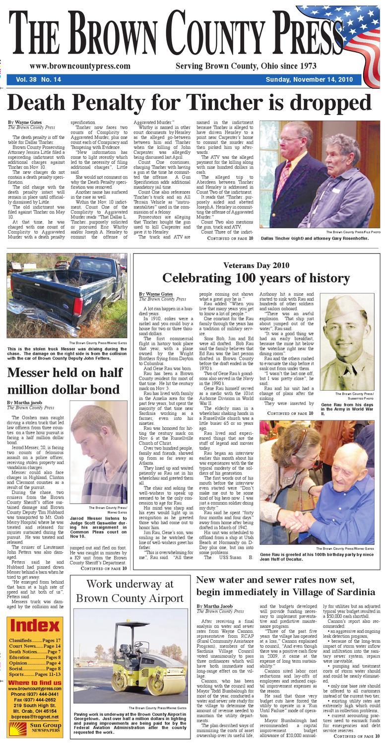 Brown County Press by Clermont Sun Publishing Company - issuu