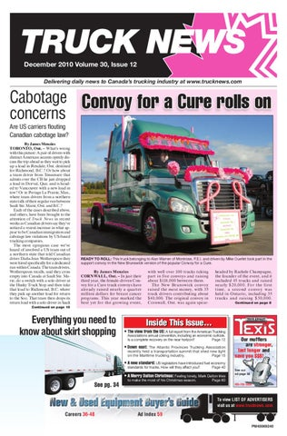 Truck News December 2010 by Annex Business Media - issuu on