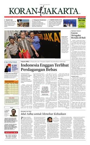 EDISI 864 - 16 NOVEMBER 2010 by PT. Berita Nusantara - issuu 944a32c7ce