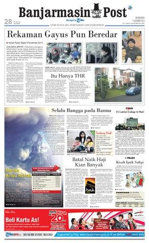 Banjarmasin Post - Edisi Minggu 92239dc67c