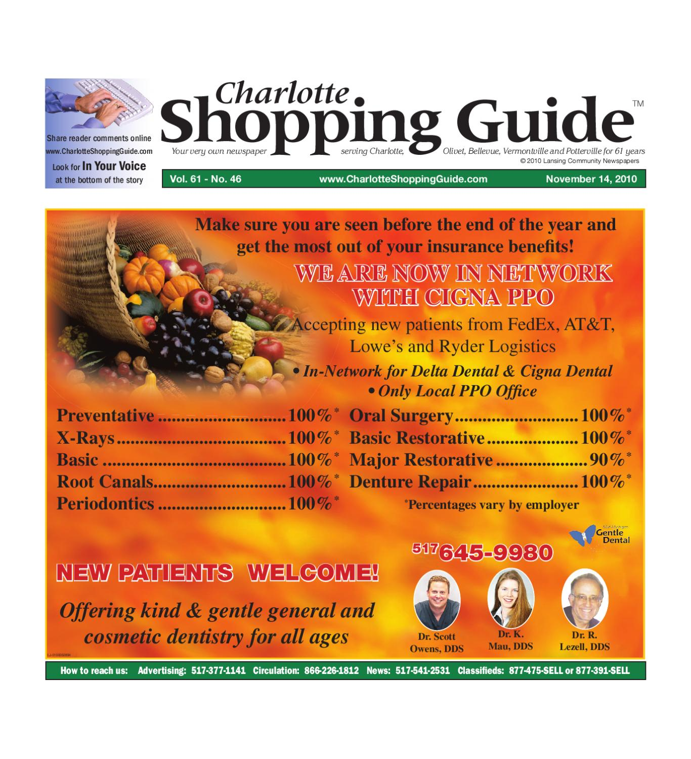 Charlotte Shopping Guide by Lansing State Journal issuu