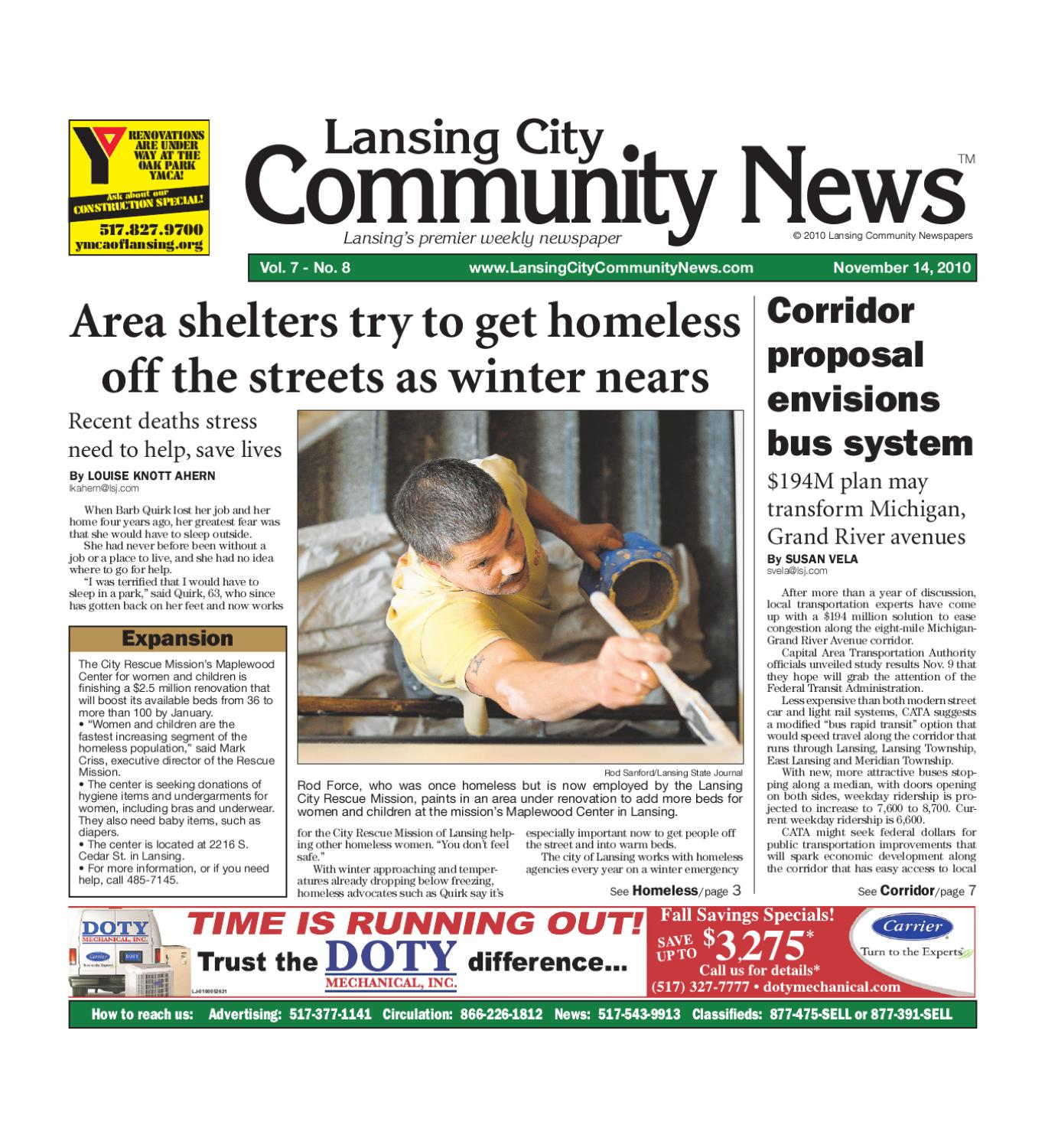Lansing City Community News by Lansing State Journal - issuu