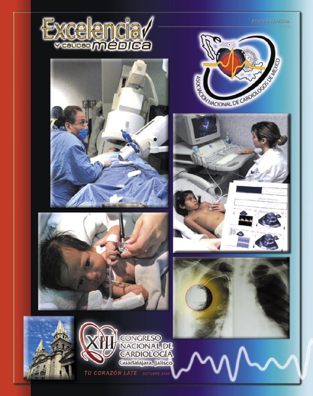 Congreso Nacional de Cardiología by Excelencia y Calidad Médica ...