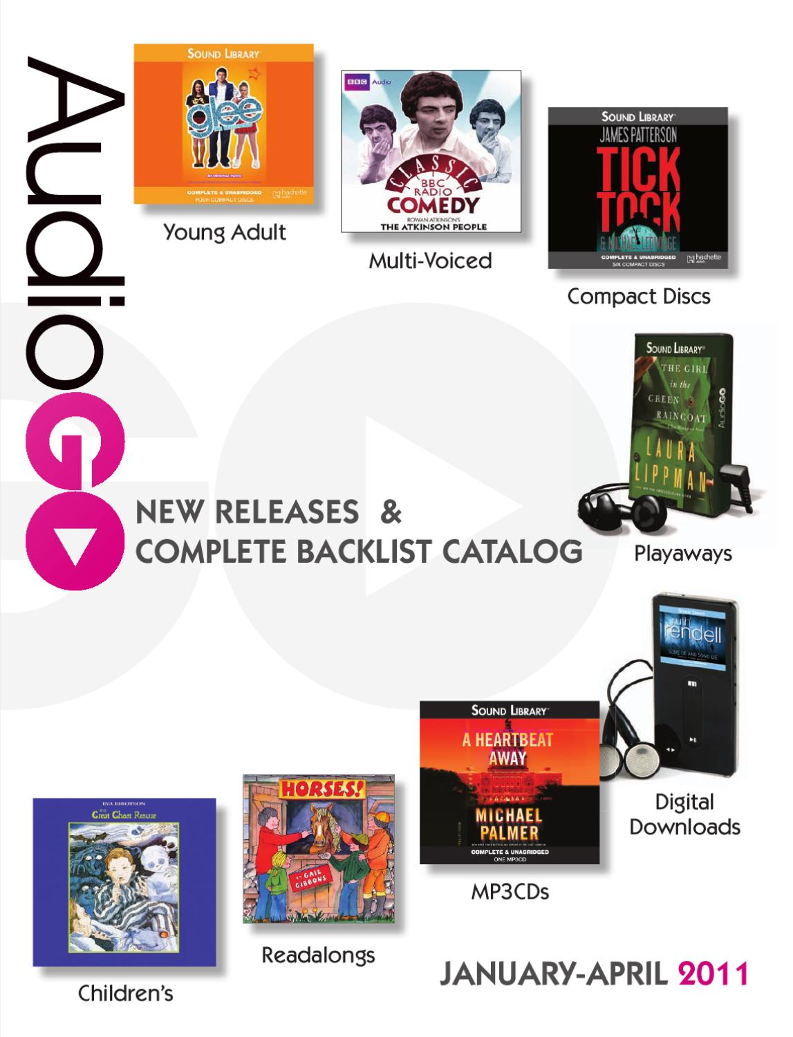 30fbc70ec5b915 AudioGO New Releases January-April 2011 by AudioGO - issuu