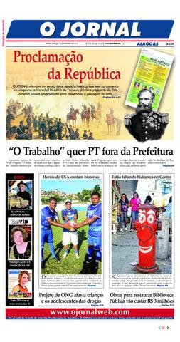 c15c0f343e6 OJORNAL 14 11 2010 by Eduardo Vasconcelos - issuu