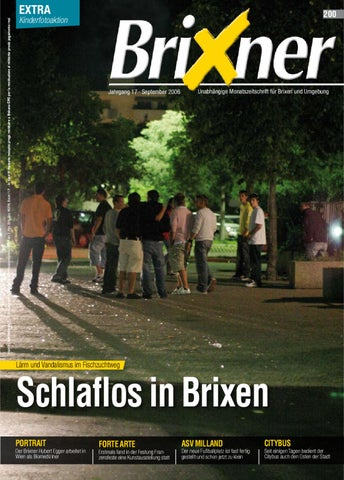 Brixner 190 - November 2005 by Brixmedia GmbH - issuu
