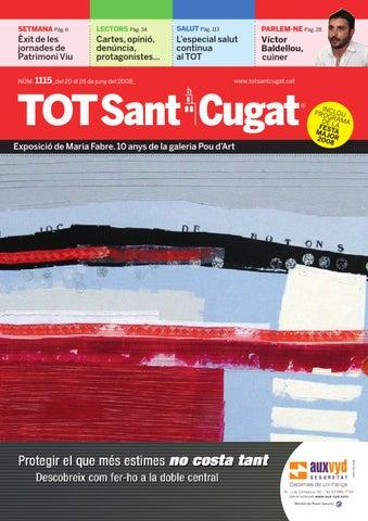 75f779da210b1 TOT Sant Cugat 1115 by TOT Sant Cugat - issuu