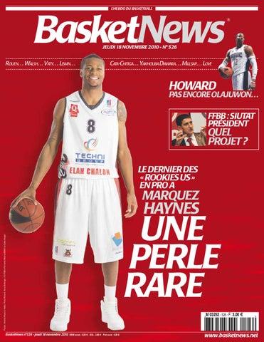 b9c5cf1e9a BasketNews 526 by MaxiBasketNews® Tomar Presse - issuu