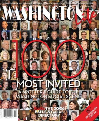 37cd5de092d73 Washington Life Magazine - September 2006 by Washington Life ...
