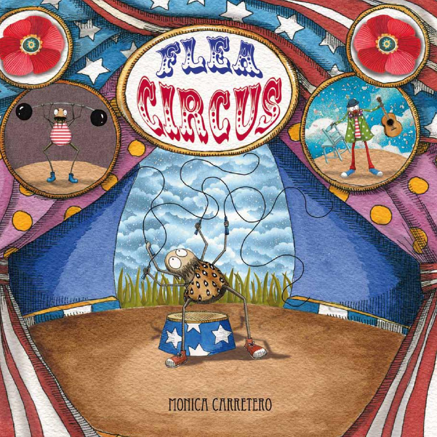 Flea Circus by Cuento de Luz - issuu