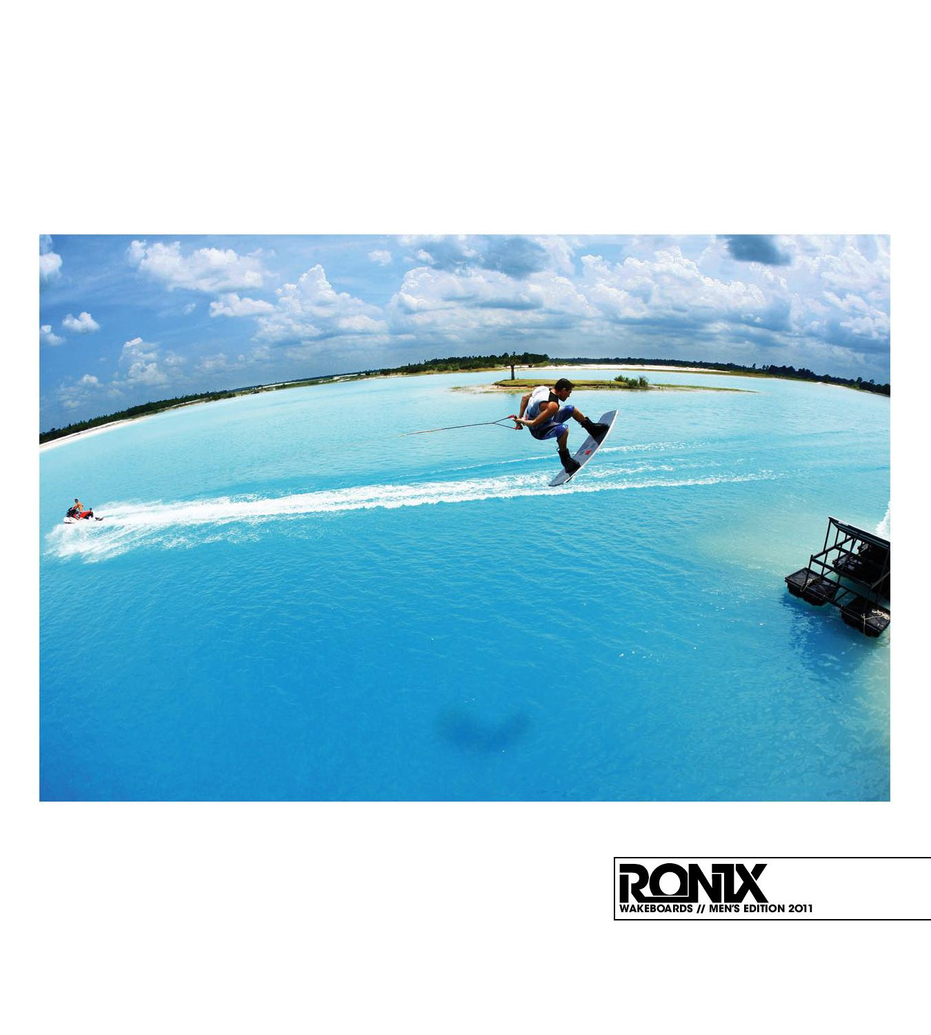 Ronix Wake Housse Basic Collateral