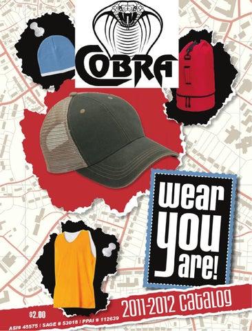 930163db Cobra Caps by PromotionalDistributor.com - issuu