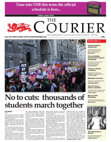 c2a708d9b3b26 The Courier 1218 by The Courier Online - issuu