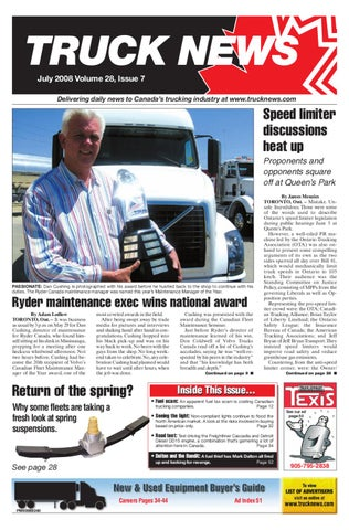 Truck News July 2008 by Annex Business Media - issuu