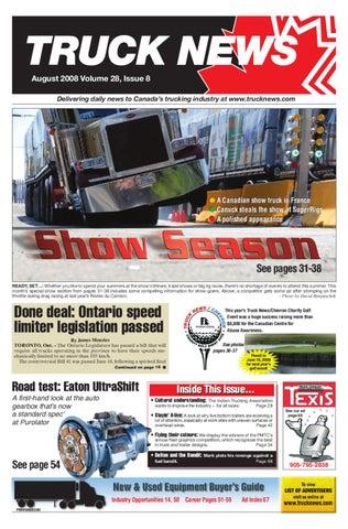 Truck News August 2008
