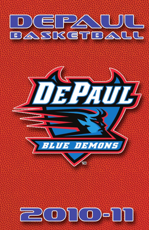 0a9fb975cd2434 2010-11 DePaul Men s Basketball Media Guide by DePaul Athletics - issuu