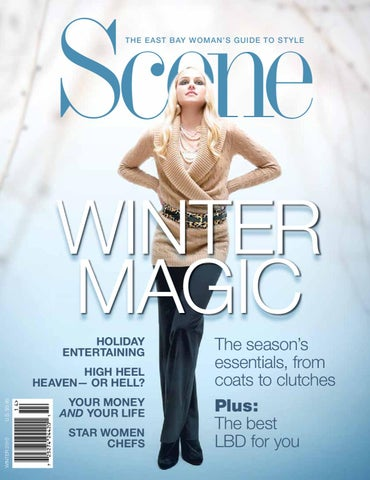 f141275dcb0 Scene Magazine East Bay Winter Edition 2010 by MediaNews Group ...