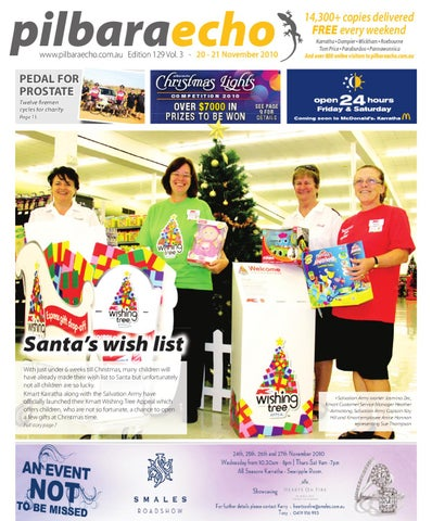 Pilbara Echo 20 - 21 November 2010 by Pilbara Echo Newspaper - issuu 66716398f5c56