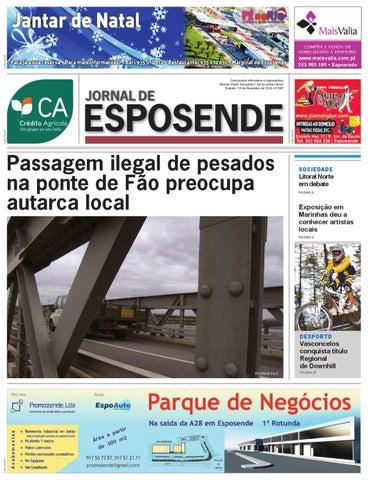933acaae3 Jornal de Esposende nº648 by Esposende tv - issuu