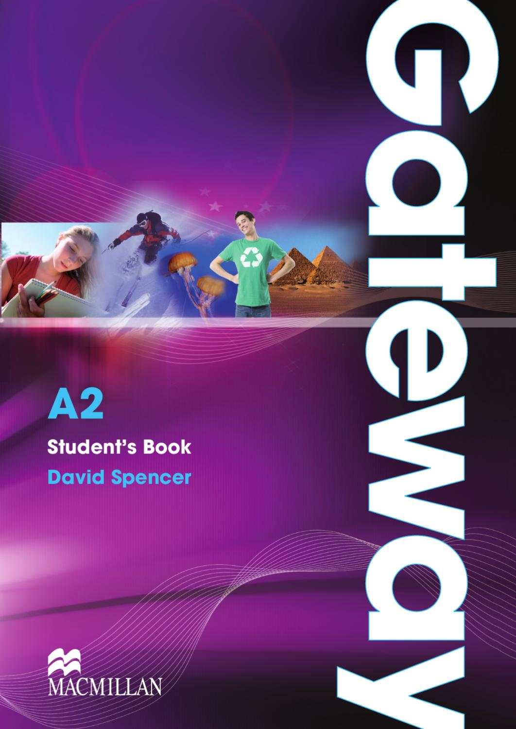 Gateway a2 student's book.