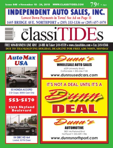 the classiTIDEs issue 646
