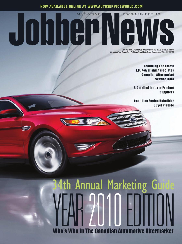 38e85b0b9 Jobber News 2010 Annual Marketing Guide by Annex Business Media - issuu