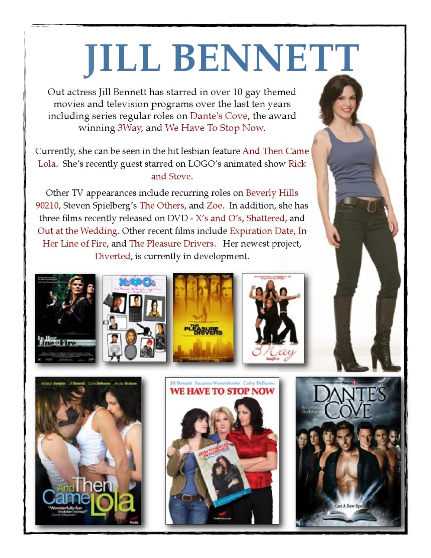 Jill Bennett Media Kit by Doug Lee - issuu