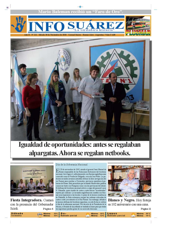 Edicion 20-11-10 by Manuel Martin Osorio - issuu 09d7c22a4ca
