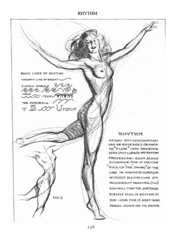 Figure drawing for all its worth - andrew loomis by kylie l - issuu