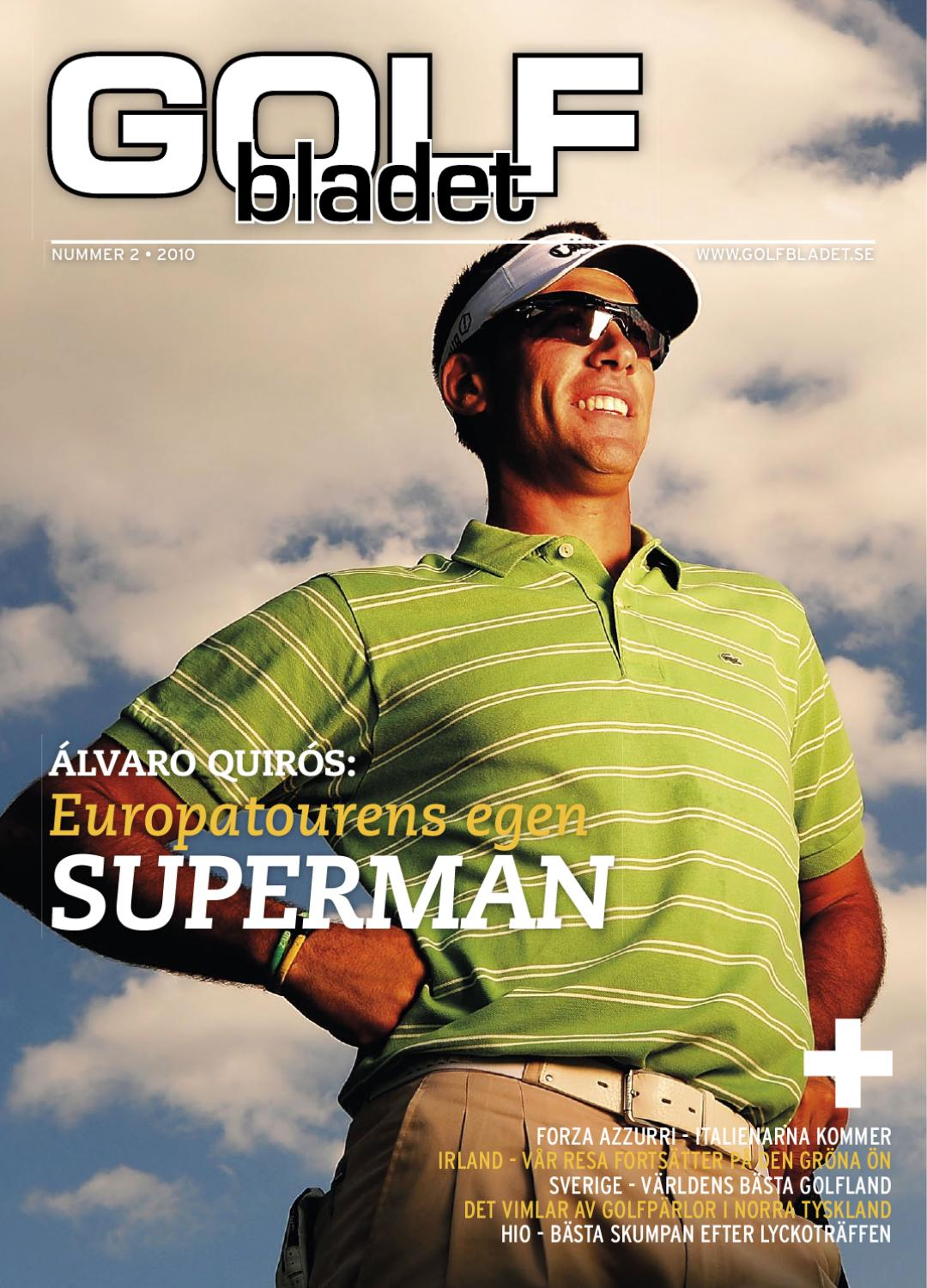5bbe48f5a73d Golfbladet 2010/2 by Fredrik Richter - issuu
