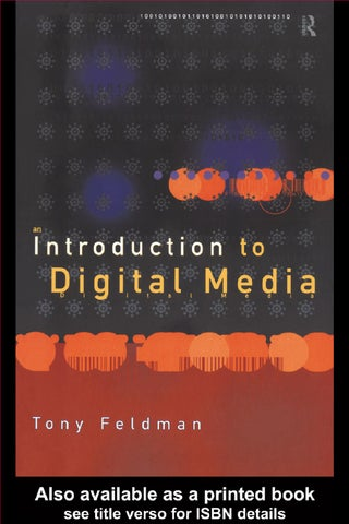 Feldman t introduction to digital media by serg steblev issuu page 1 malvernweather Image collections