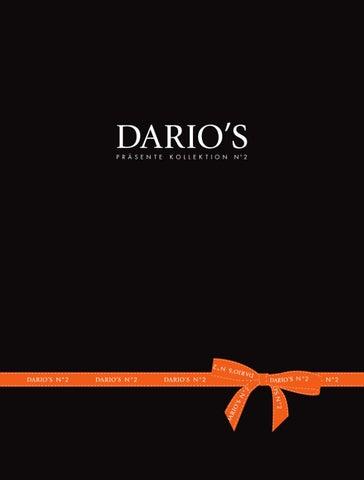 Dario S Buch N 2 Von Dario S Das Handelshaus Fur Prasente By