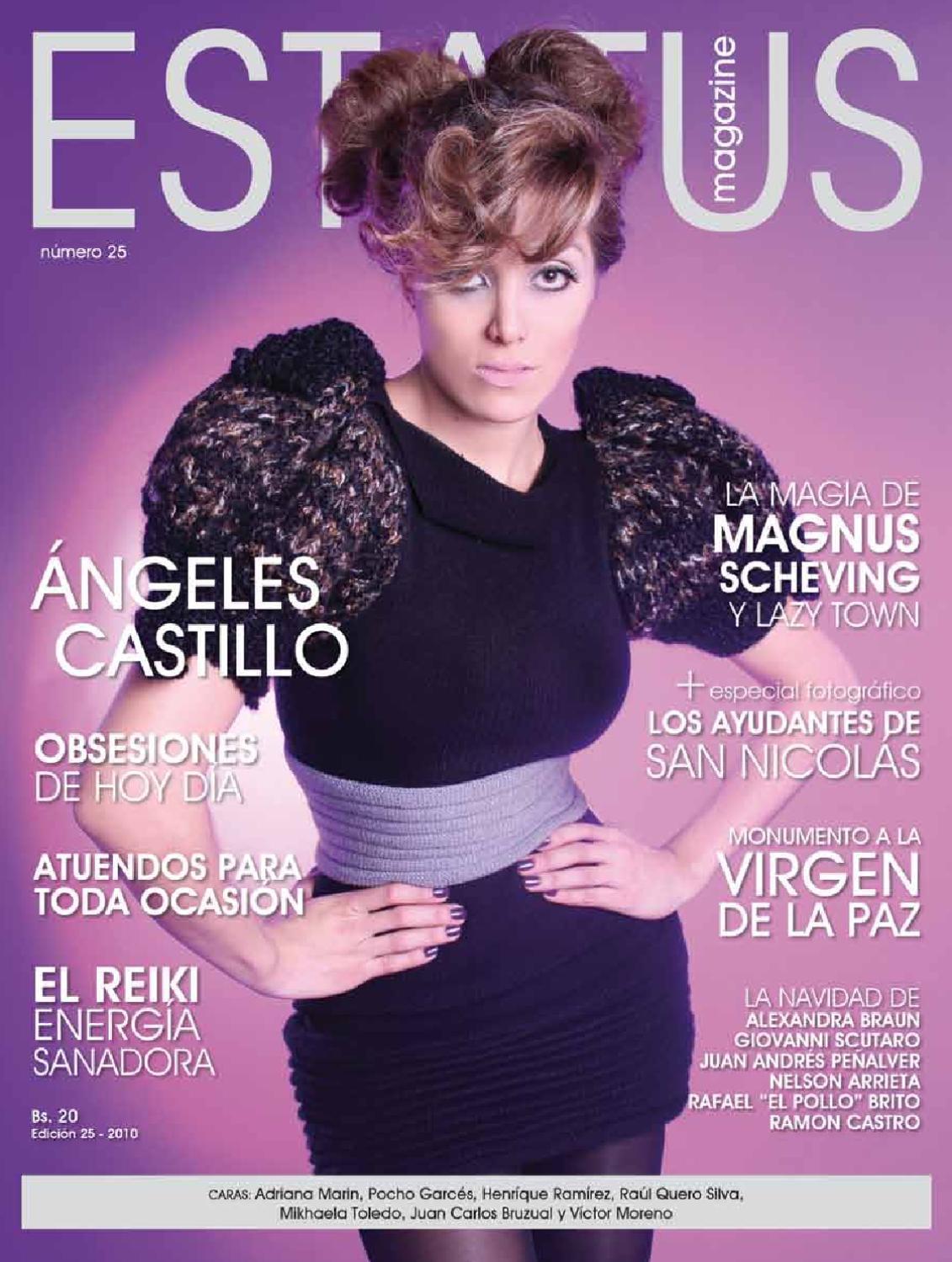 Estatus Magazine 25 by Estatus Magazine - issuu