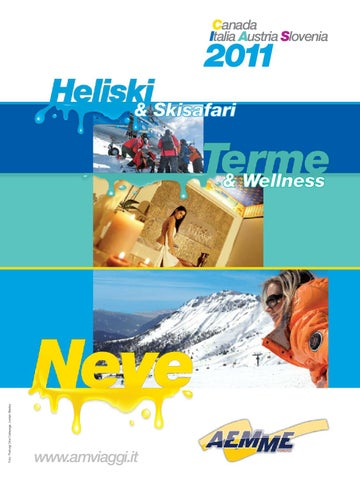 Aemme Neve 2010 2011 by TravelQuotidiano.com - issuu 562b38d688f4