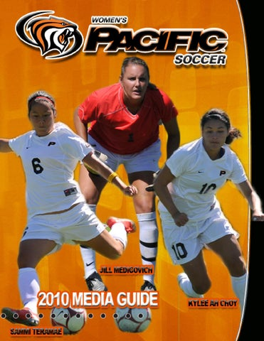 84a7299530c 2010 Pacific Soccer Guide by Benjamin Laskey - issuu