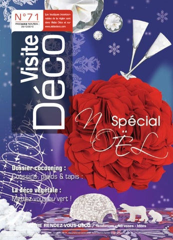 Magazine Visite Deco Numero 71 By Visite Editions Issuu